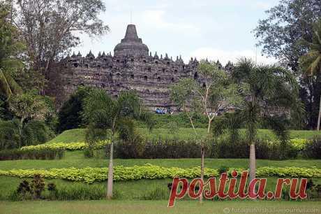 Самый роскошный храмовый комплекс мира