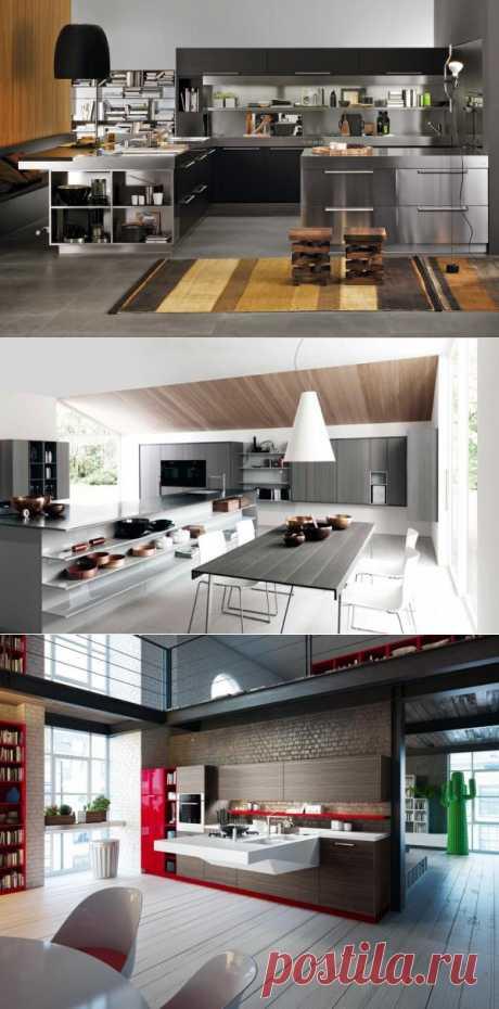 Организация кухонного пространства требует новых мебельных решений: это, прежде всего, касается размеров кухонь, кухонной фурнитуры и количества вариантов расположения модульных элементов кухни. Италия, как мировой лидер в производстве мебели для кухонь, тонко реагирует на мировые тенденции в дизайне интерьеров, предлагая рынку современные мебельные решения.