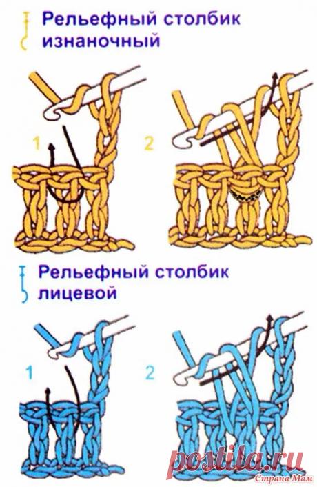 Косы крючком - гениальное просто!   Вязание от Софьи   Яндекс Дзен