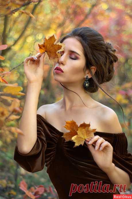Фото: ***. Фотограф Виктория Ануфриева. Фотопортрет - Фотосайт Расфокус.ру