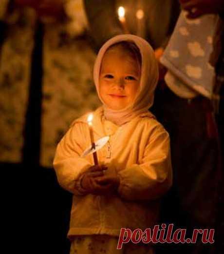 Как правильно матери благословлять своих детей?