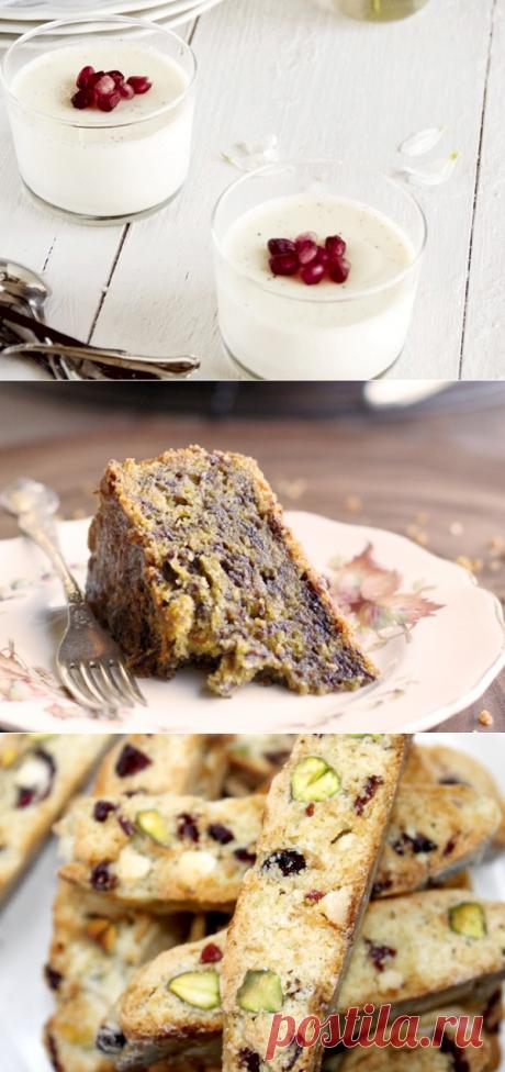Обязательные новогодние рецепты: десерты, которые можно приготовить заранее - панна котта, морковный пирог и бискотти – bit.ua