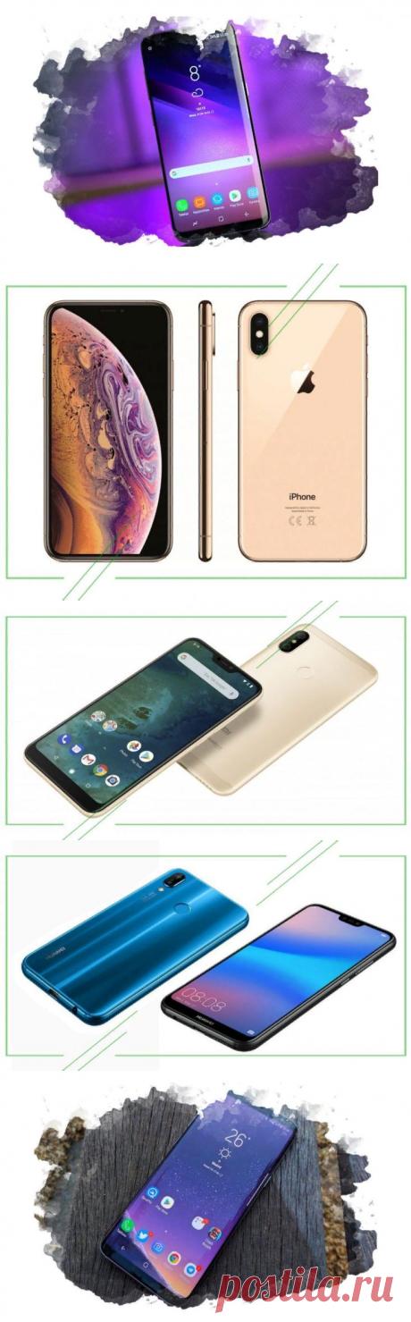 ТОП-7 лучших безрамочных смартфонов