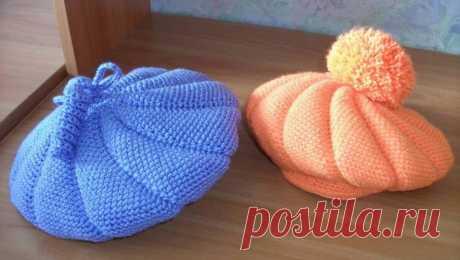 Подборка беретов, связанных крючком, которые отлично будут смотреться в осеннее время года | Ольга knits спицами и крючком | Яндекс Дзен