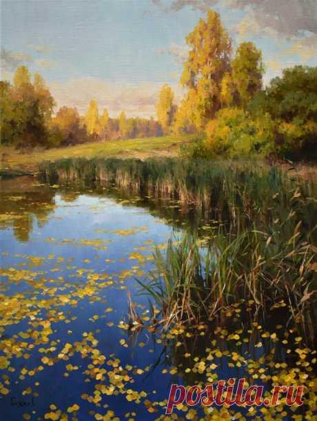 Красота природы в творчестве Романа Божкова