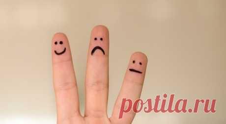 Пальчиковая медицина: скорая помощь при негативных эмоциях