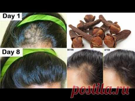 Индийский секрет,  🌱молниеносно отрастить волосы и лечить облысение в первую неделю