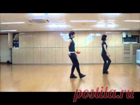 Cha Cha Espana Line Dance (Beginner Level)