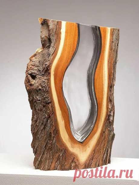«Стекло в дереве...., Мебель и декор из дерева.Дизайн жилища.» — карточка пользователя Александр Г. в Яндекс.Коллекциях