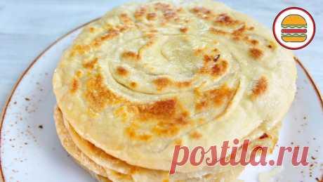 Вкуснейшая КАТЛАМА с луком. Узбекские слоеные лепешки на сковороде. Сегодня я расскажу, как приготовить очень вкусные узбекские слоеные лепешки на сковороде – катламу с луком. Узбекская слоеная катлама - это очень вкусные леп...