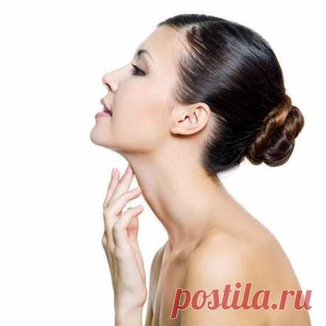 Простое средство для подтяжки лица и шеи | Делимся советами