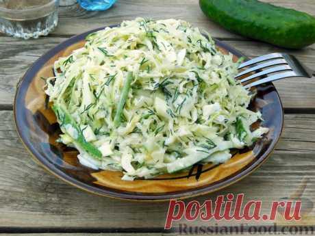 САЛАТ из капусты - только лучшие рецепты!