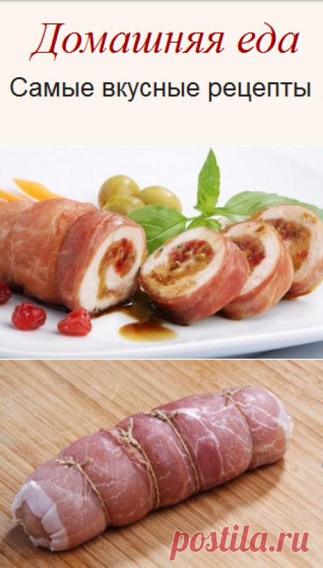 #КуриныйРулет с вишней и сыром – как приготовить Куриный рулет с вишней и сыром очень оригинальный на вкус и сытный из-за куриного мяса. Я думаю, что такой рулет вам должен понравиться, он внесет разнообразие в меню.