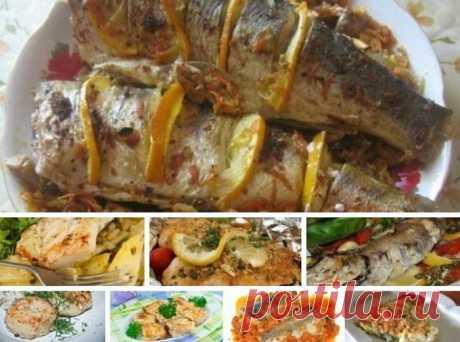 8 вкуснейших рецептов из рыбы путассу