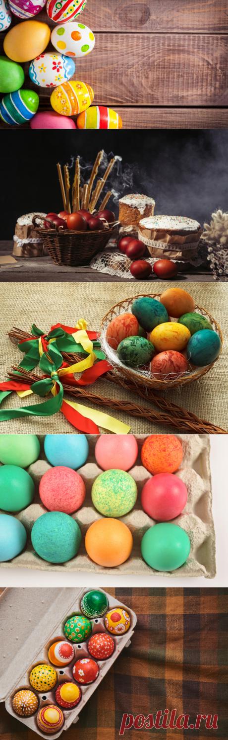 Как оригинально украсить яйца? Готовимся к Пасхе | Еда и кулинария