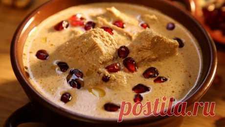 Абхазская ачапа и ореховый соус. Добавьте в мороз южного темперамента. | DiDinfo | Яндекс Дзен