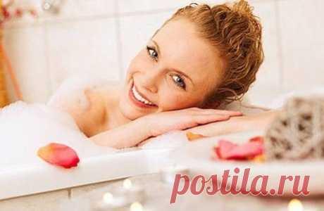 Полезные наполнители для ванны — Мегаздоров