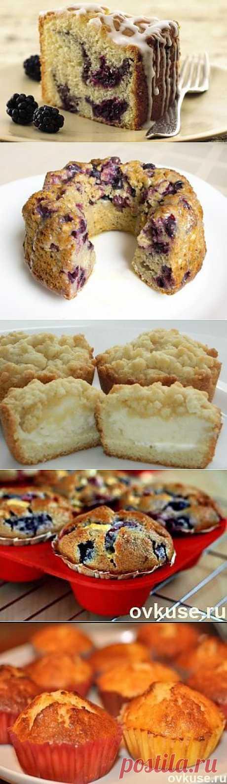 Домашние кексы – сладкий праздник для всей семьи!.