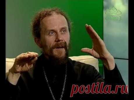 Беседы с батюшкой. Символический язык Православной Церкви. Эфир от 17 октября 2016г