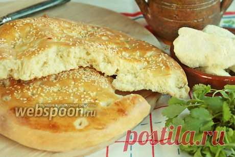 Grain flat cake on mineral water the recipe with a photo how to prepare on Webspoon.ru