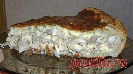 Вкуснейший пирог | Рецепты домашней кухни