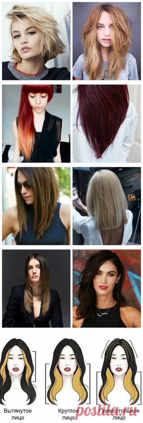 Модные женские стрижки на средние волосы в 2018 году