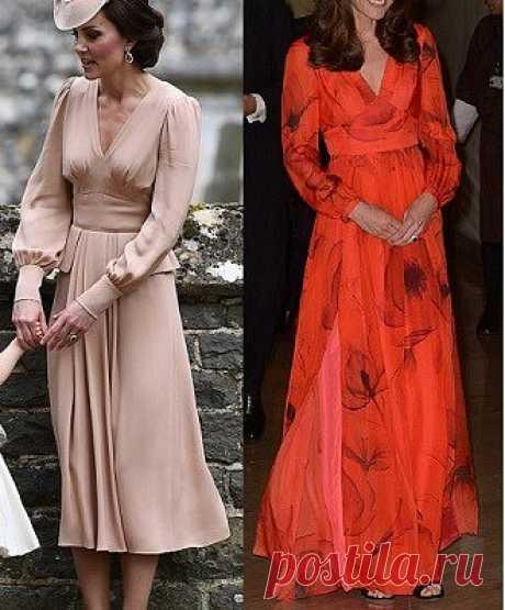 Выкройка нарядного платья!