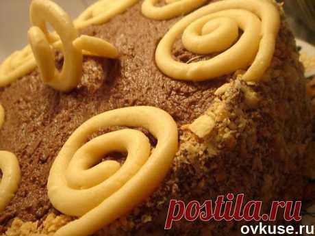 Торт «Стёпка» - Простые рецепты Овкусе.ру