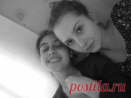 Катюня и Арина