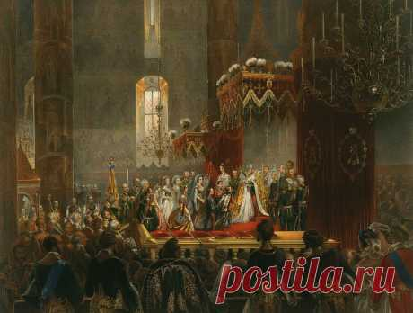 Сокровища Эрмитажа. Зичи Михаил Александрович, 1827-1906.Венгрия.