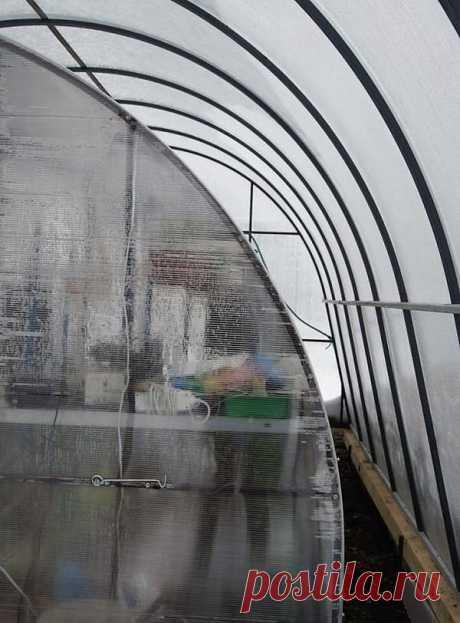 Способы обогрева теплицы, или Как получать урожай нон-стоп круглый год