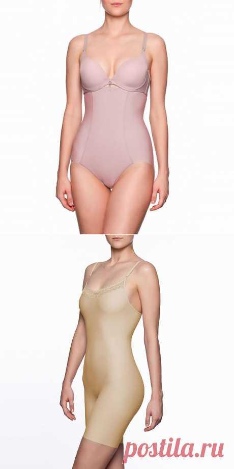Корректирующее белье – идеальное средство для поддержания грации.