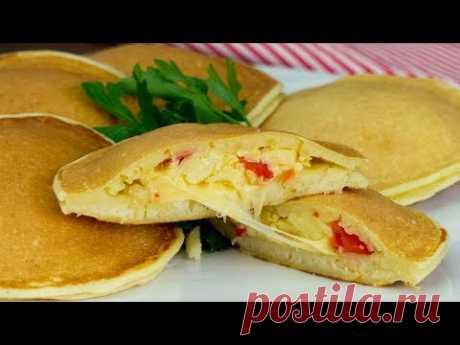 Най-хубав пълнеж на палачинки с кисело мляко - вкусно, лесно, креативно! Apetiten TV