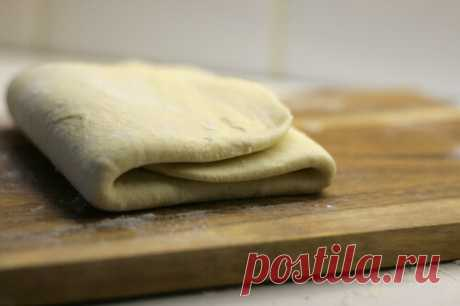 Puff pastry - Chadeyka
