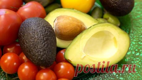 Как хранить авокадо? + Рецепт авокадо-бургера | SportChic.ru | Яндекс Дзен
