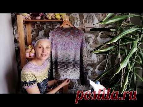 Чудеса ВТО | Влажно-Тепловая обработка сделает ваше вязание идеальным
