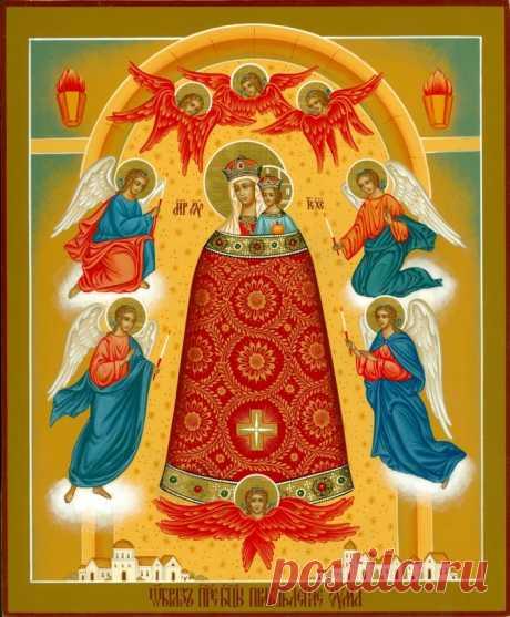 30 августа - празднование иконы Божией Матери «Прибавление ума»