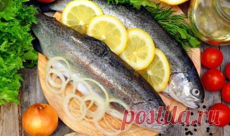 Рецепт: рыба отваренная по-грузиснки - Книжная полка - Smak.ua