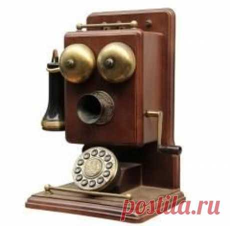 Сегодня 07 марта в 1876 году День рождения телефона: Александр Белл запатентовал изобретенный им телефонный аппарат