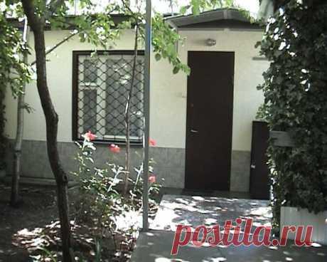 Однокомнатный домик в нижнем мисхоре. :: Отдых в Крыму частный сектор цены 2019, аренда жилья у самого моря без посредников