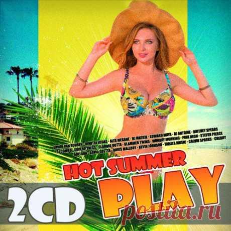 """Hot Summer Play 2CD (2021) Mp3 Пришло время поприветствовать лето! А встретить его с широкими объятиями и надеждами на самое лучше вам поможет отличная танцевальная музыка. Представляем вам сборник популярной музыки """"Hot Summer Play 2CD"""", состоящий из 160 классных хитов, которые станут вашими хорошими спутниками этим"""