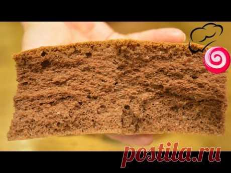 Знаменитая Кастелла! Шоколадный Бисквит Тайваньский Рецепт