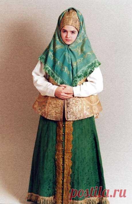 Русский национальный костюм - Город.томск.ру
