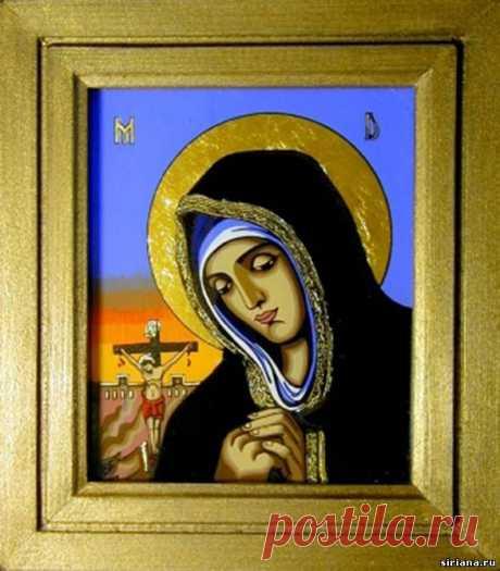 Тринадцатый Сон Пресвятой Богородицы.