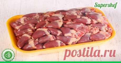 Паштет из куриной печени — быстро и вкусно - СУПЕР ШЕФ