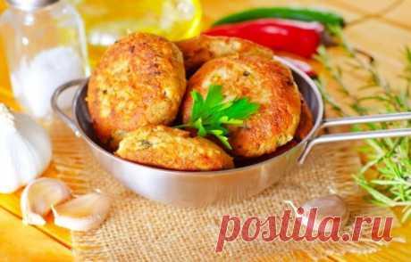 Тыквенно-мясные котлеты :: Кулинарные рецепты :: KakProsto.ru: как просто сделать всё