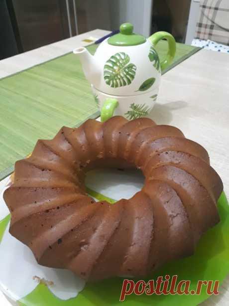 Медовый пирог на скорую руку - рецепт с фото на Повар.ру
