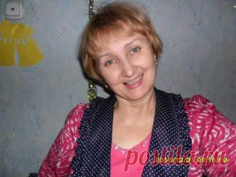 Валентина Баранова