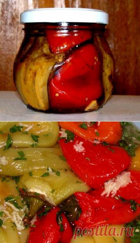 Пошаговый рецепт перца по-кишинёвски с фото - простая закуска на замену солёному огурцу