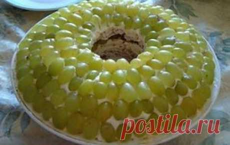 Салат от Тиффани. | праздничные рецепты с фото на e-salat.ru